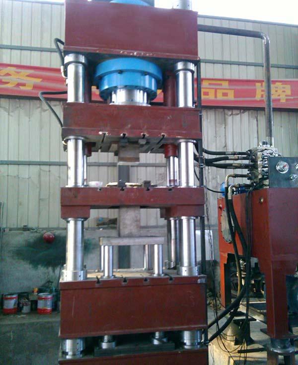 陶瓷匣钵成型液压机图片