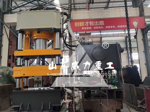 YW79-630T四柱液压机
