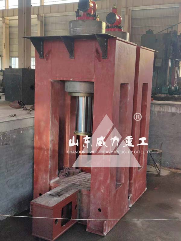 粒子钢热熔压块设备